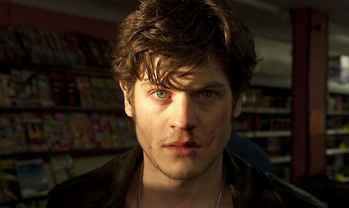 IF Iwan Rheon is really playing Ramsay Snow then HELLOOO BASTARD. (I must have read over the part where he was described as being such a babe..) #ASOIAF #Season3 #Spoiler(maybe?)