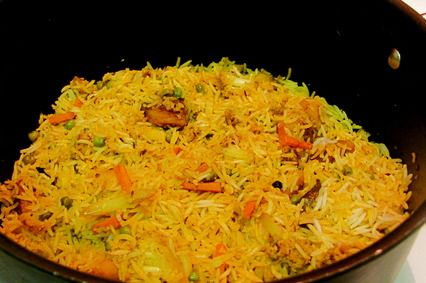 Vegetable pulao recipe from bongong north indian food bongong vegetable pulao recipe from bongong north indian food forumfinder Gallery