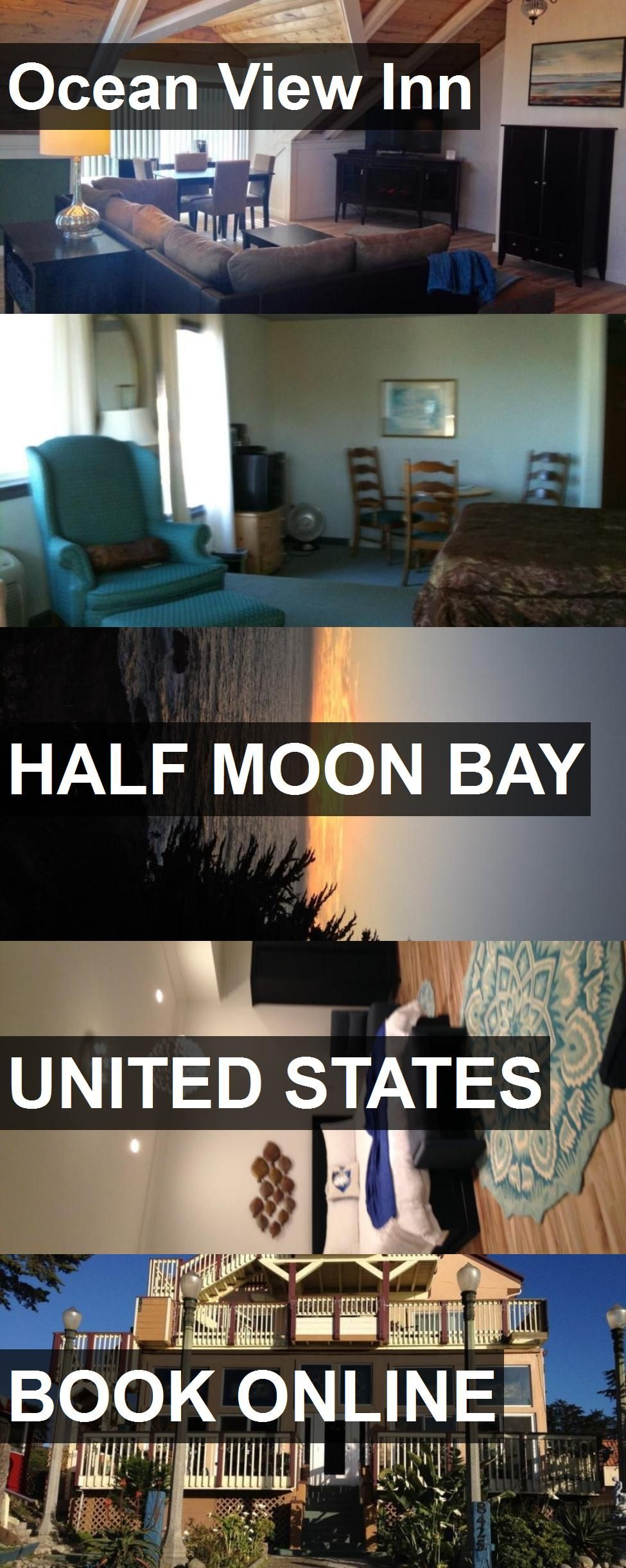 Hotel ocean view inn in half moon bay united states for