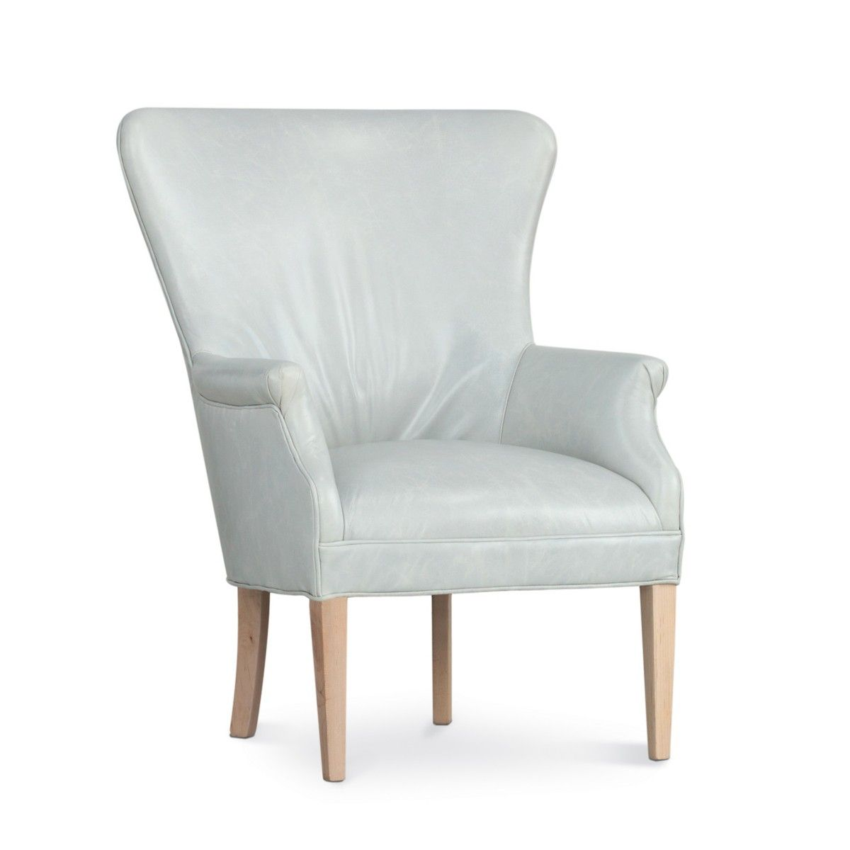 Piper Leather Chair With Images Leather Chair Arm Chairs