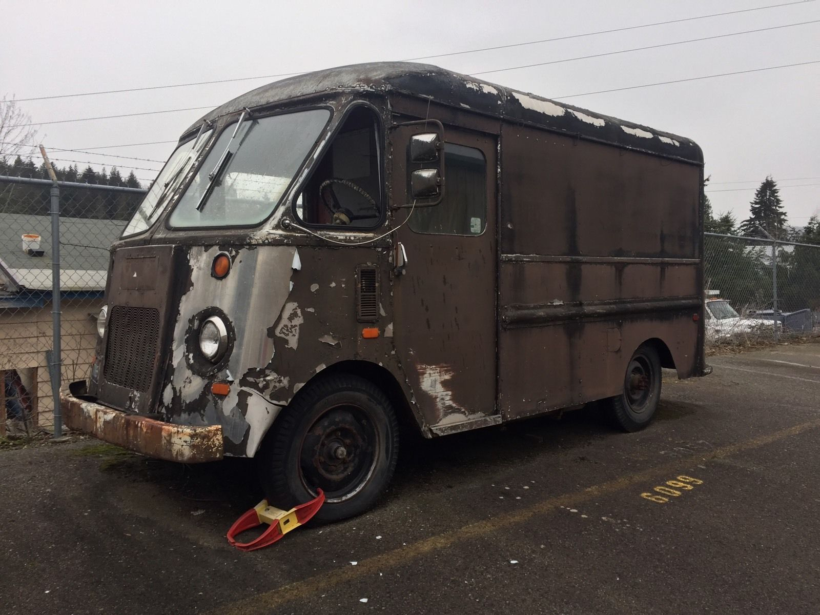 1955 Kurb Side Grumman Olson Ups Truck Read More Ebay Custom