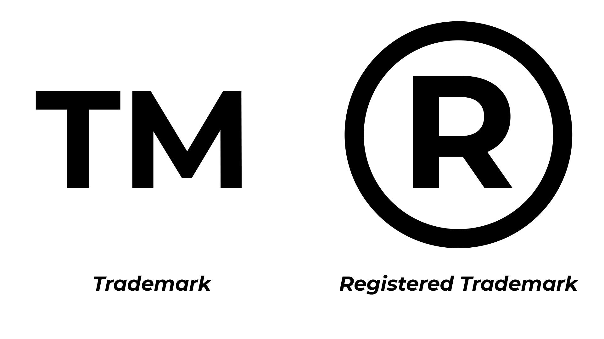 Trademark Symbol Trademark Symbol Company Symbol Trademark