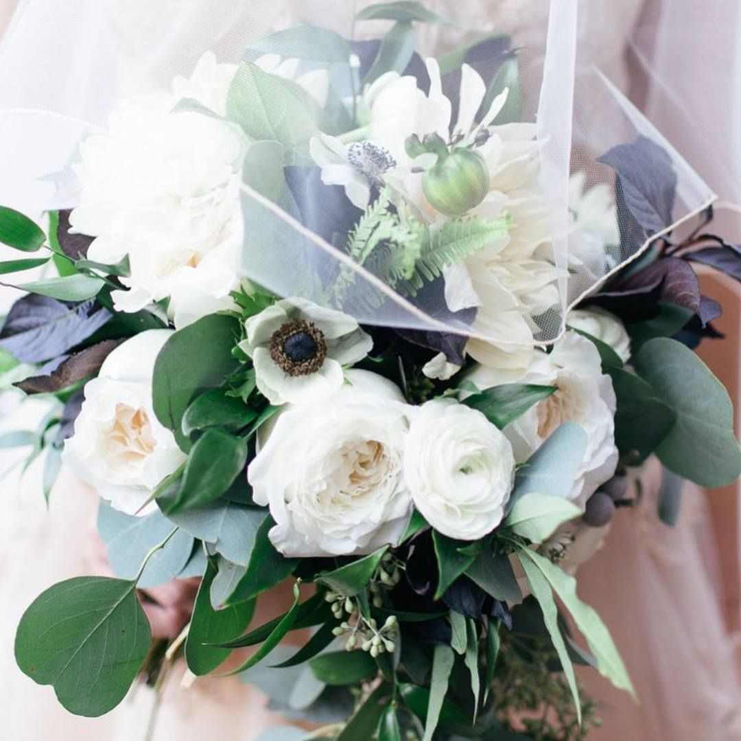 Roses Ranunculus Anemones Seeded Eucalyptus We Could Go On And On About Why We Love The Ca Diy Wedding Bouquet Online Wedding Flowers Bulk Wedding Flowers