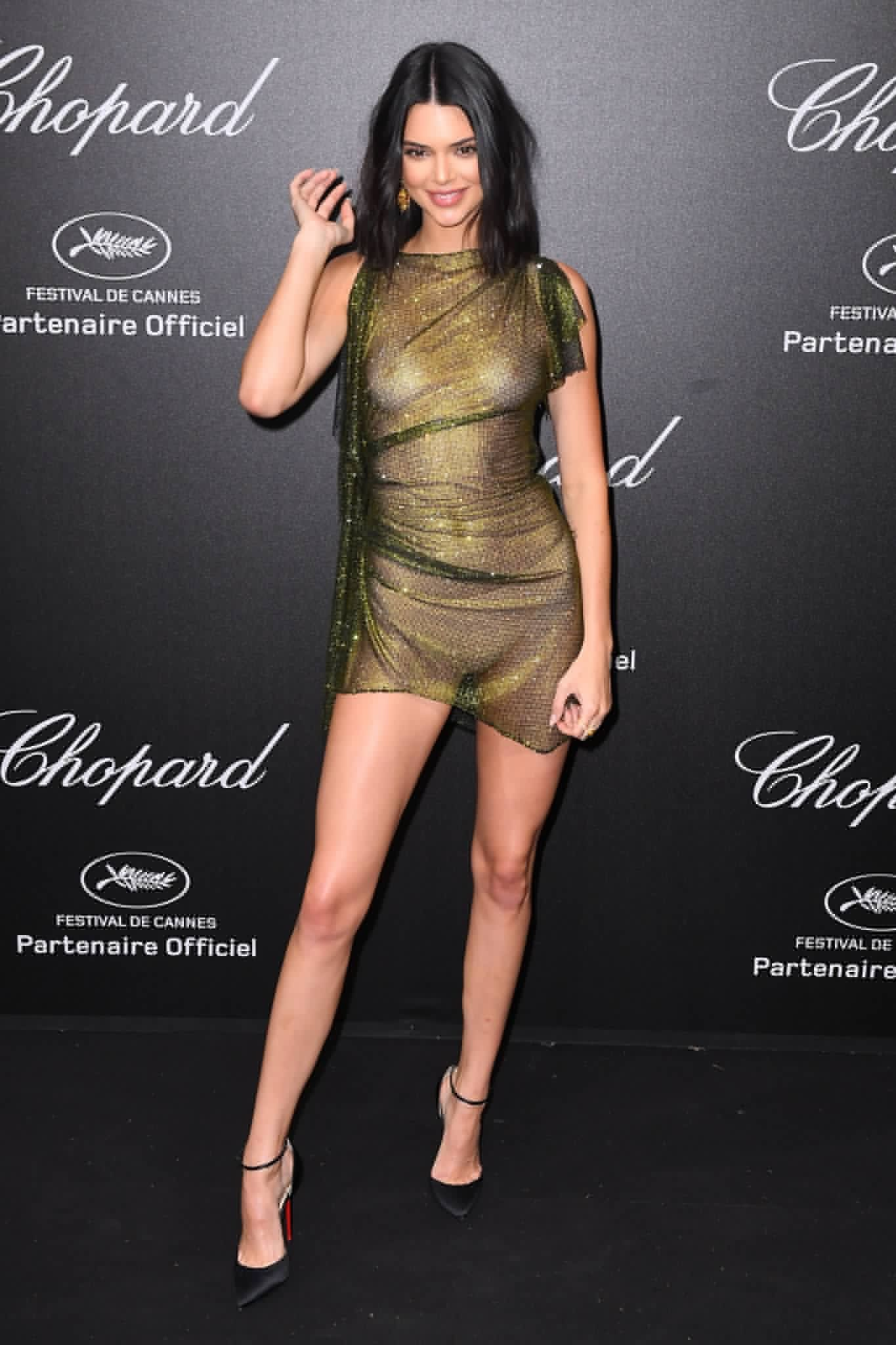 5 11 5 11 18 Kendall Jenner Attends The Chopard Party In Cannes