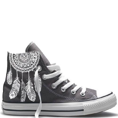 Cool converse … | Converse, Sko, Outfits