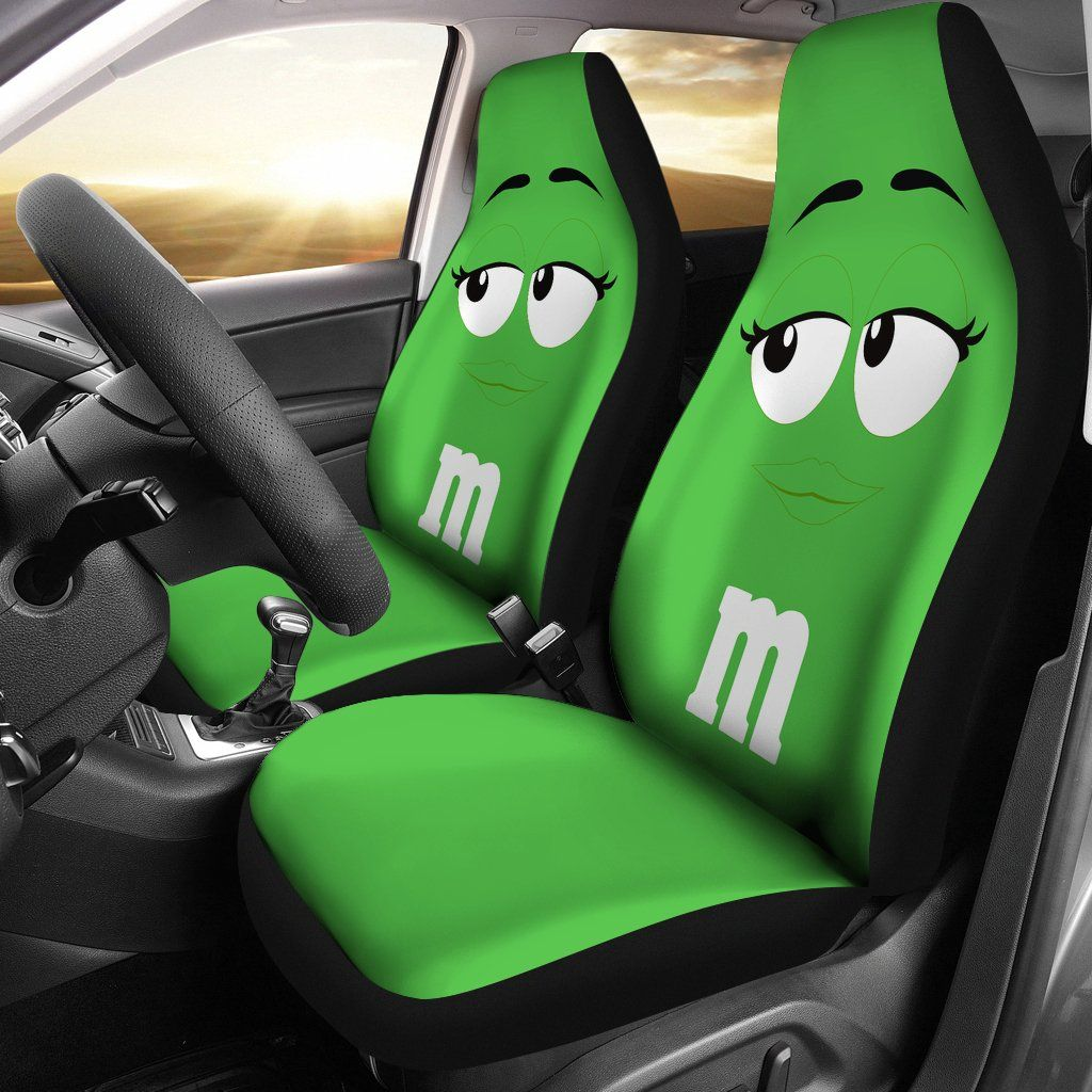 M&M Chocolate Car Seat Covers 2 in 2020 Seat covers, Car