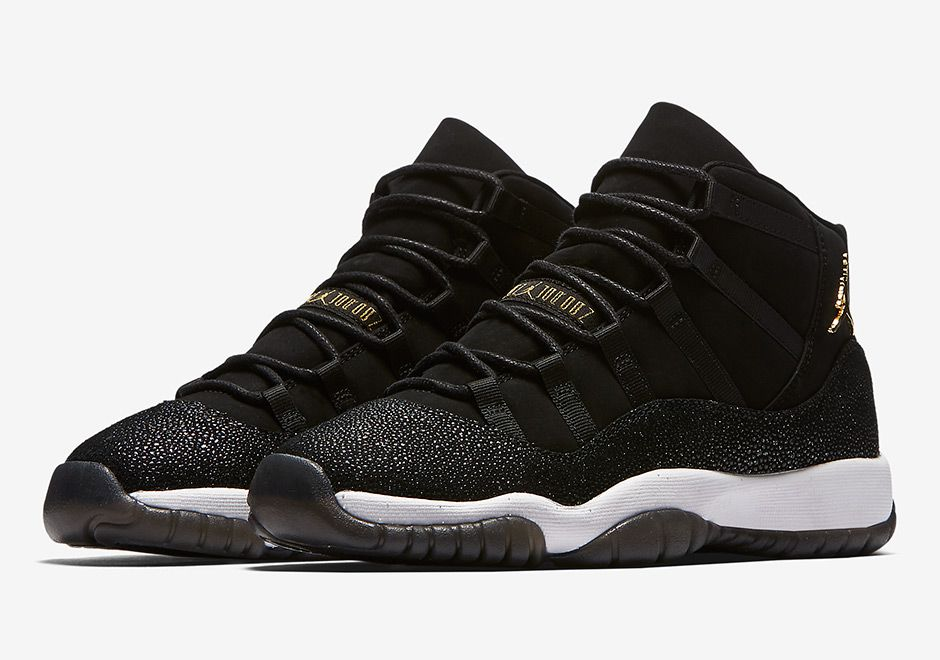 reputable site bebc0 ff7d6 ... Air Jordan 11 Heiress Full Release Details 852625-030 SneakerNews.com  ...