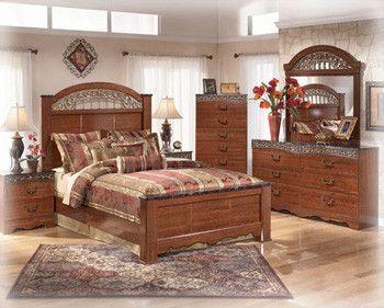 Ashley Furniture Signature Design Bedroom Set B105 Queen Bedroom Set Signature Designashley Furniture