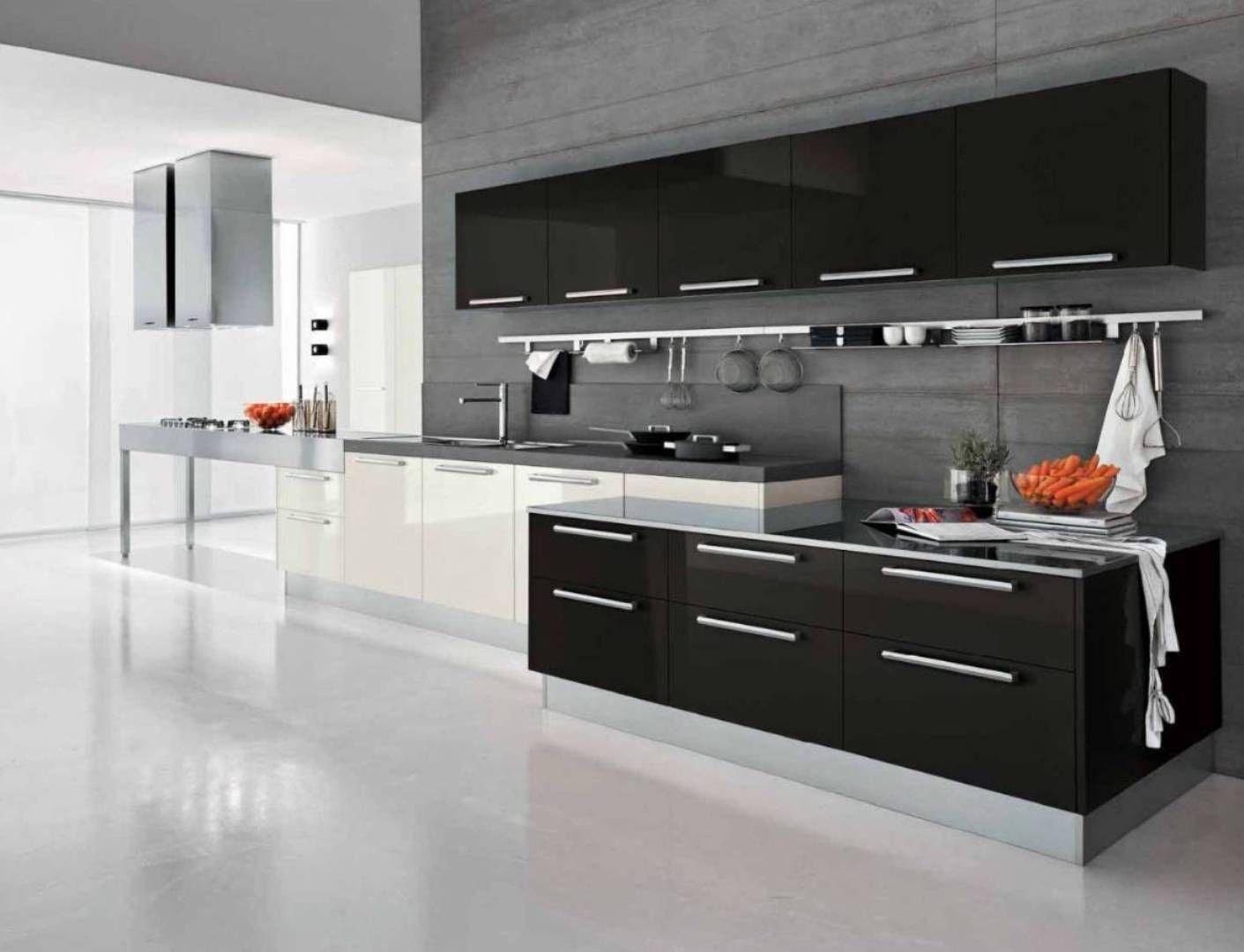 Ways to achieve the perfect black and white kitchen kitchens