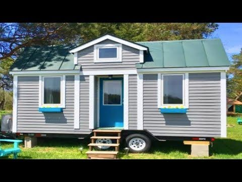 Beautiful 18 Foot Tiny Home For Sale As Seen On Hgtv In