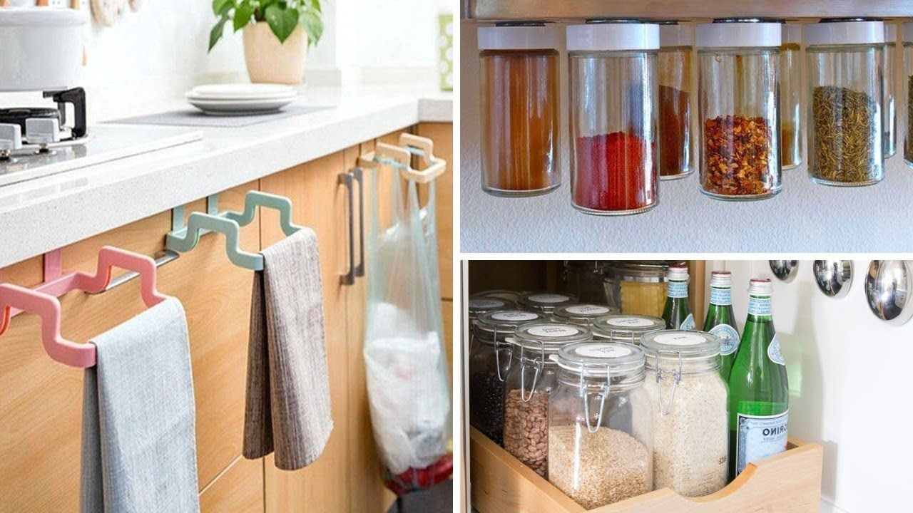 50 Small Kitchen Organization Ideas Ikea Small Kitchen Organization Kitchen Organization Diy Small Kitchen Storage