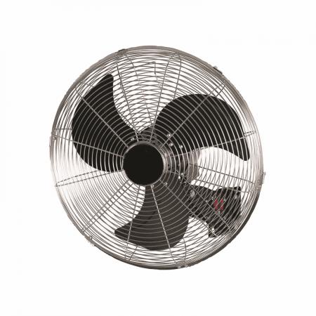 Commercial Wall Mounted Fan 450mm 3 Speed GotStock