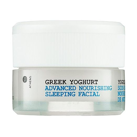 Best Moisturizing Face Masks - Korres Greek Yoghurt Advanced Nourishing Sleeping Facial