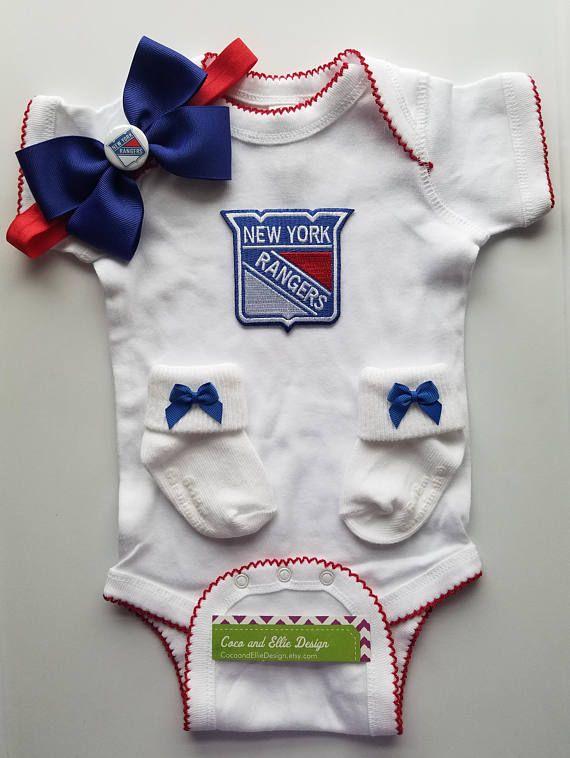 Texas Rangers Baby Clothes TX Rangers Baby Girl Romper Rangers Baby Girl Rangers Game Day Outfit