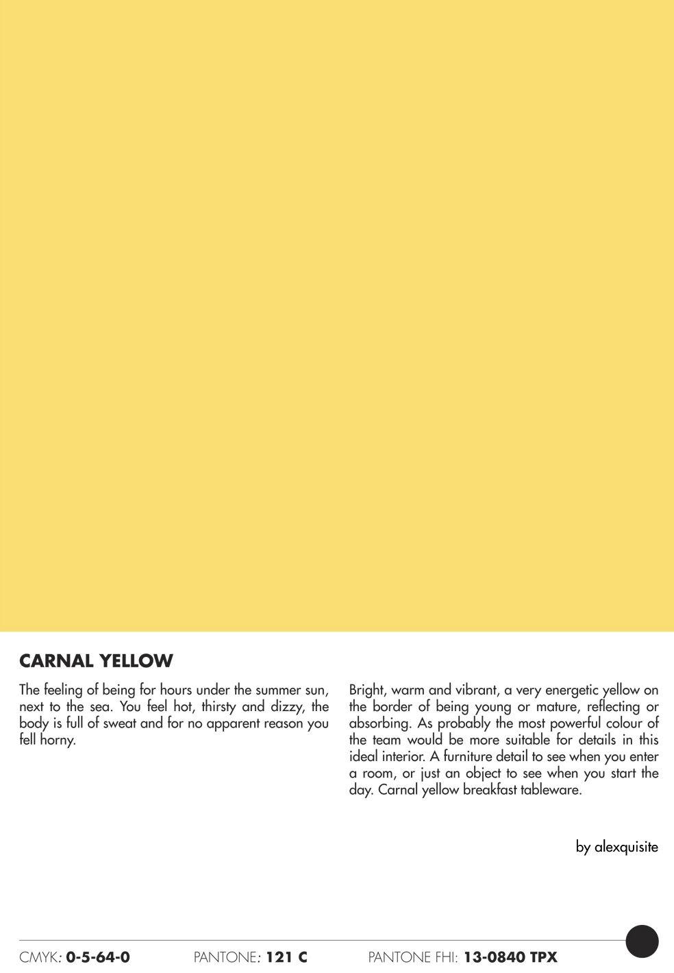 a colour research by alexquisite groovy pinterest aesthetics