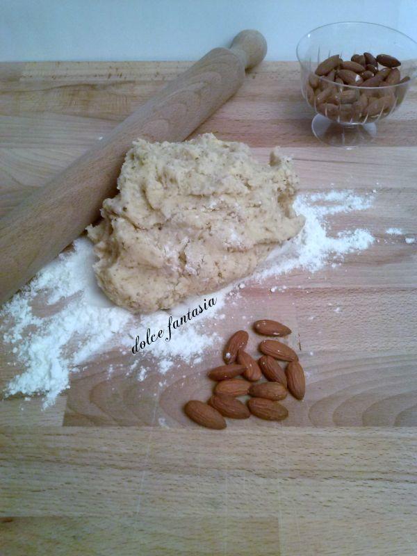 Pasta Frolla Alle Mandorle Ricette Impasti Co Pasta Mandorle