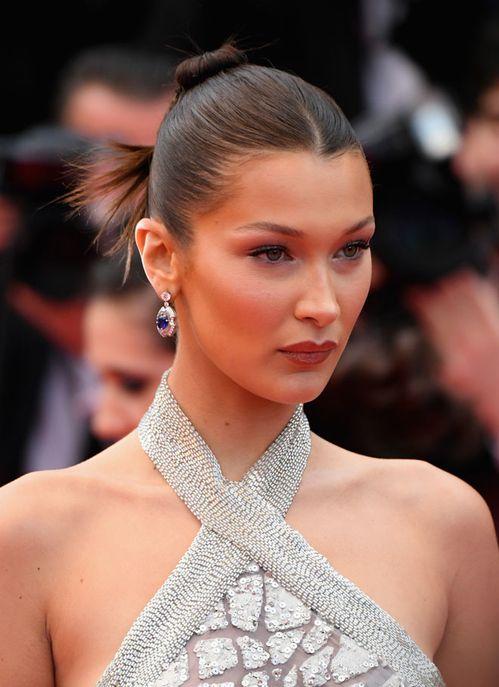 Les plus beaux looks beauté du Festival de Cannes 2018