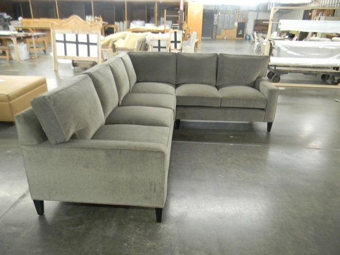 Sectional   Hallman Furniture