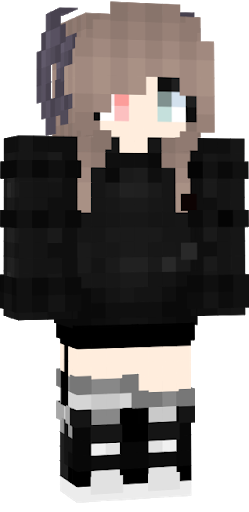 b36c7c4b9a01d demon girl edit | Nova Skin | Minecraft skins | Demon girl ...