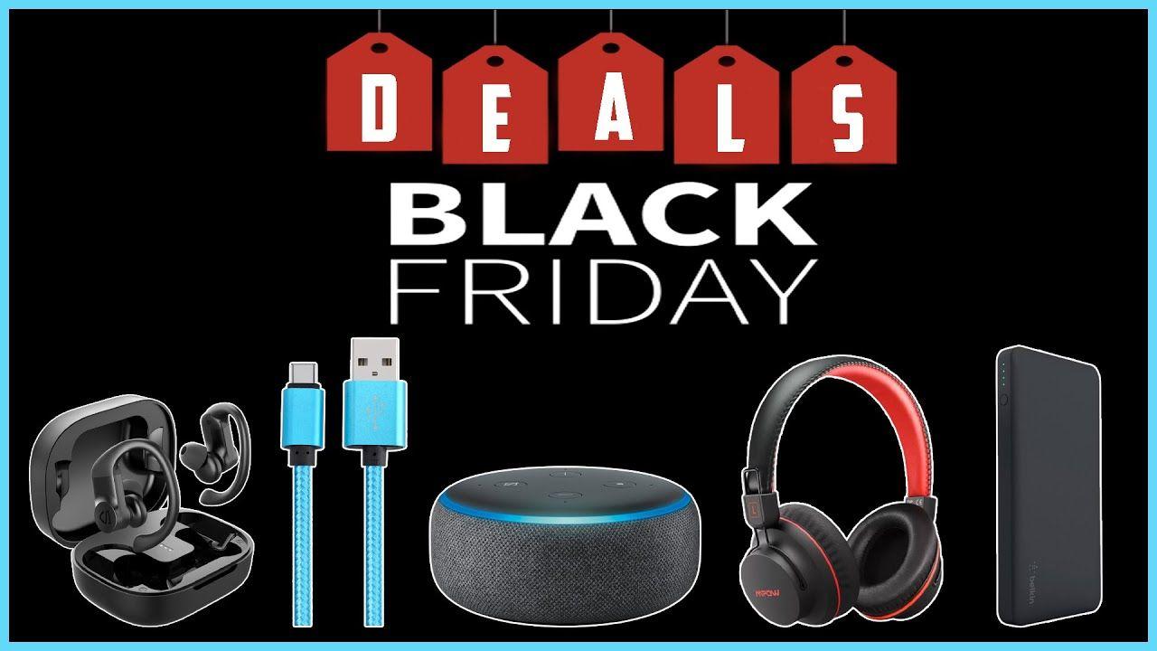 Best Black Friday Tech Deals 2020 Amazon Black Friday Deals Speakers In 2020 Amazon Black Friday Black Friday Deals Black Friday Tech Deals