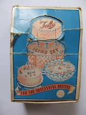 Vintage Tala Icing Set Complete in Box Booklet All Pieces England