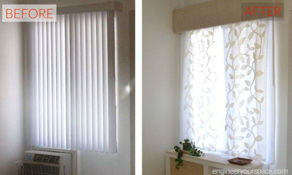 Inspirational Curtains Instead Of Blinds