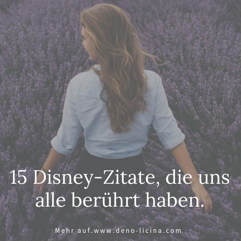 Zitate liebe englisch disney Disney Zitat