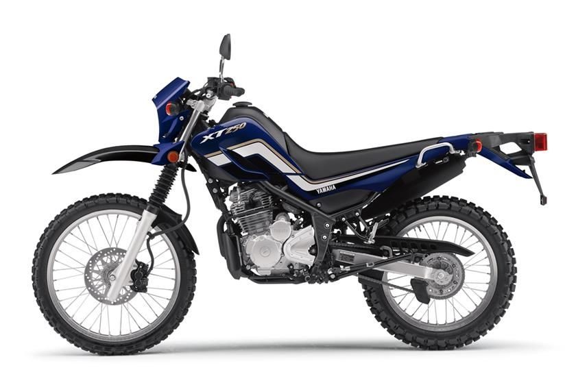 2017 Yamaha XT250 Adventure Touring Dual Sport Motorcycle
