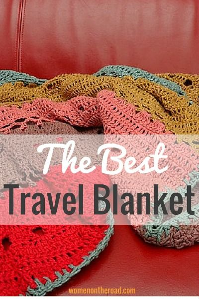 Choosing the Right Travel Blanket - women-on-the-road.com