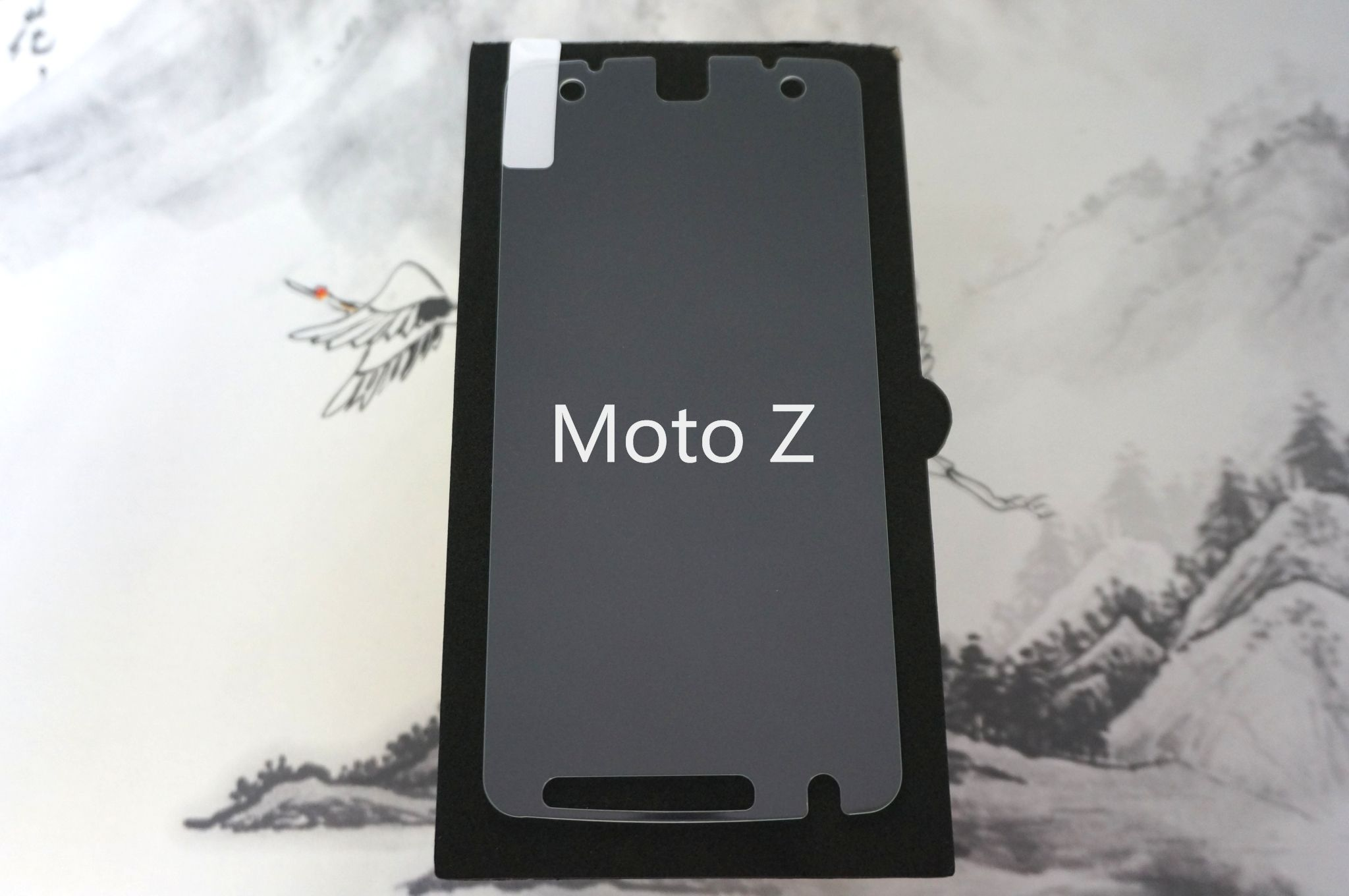 Glass Film For Moto Z Tempered Protector Mobile Smile Xiaomi Redmi4x Clear