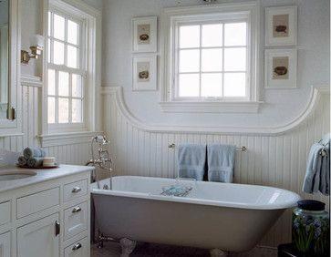 Colonial Farmhouse Traditional Bathroom Boston Nancy Serafini Interior Design Home