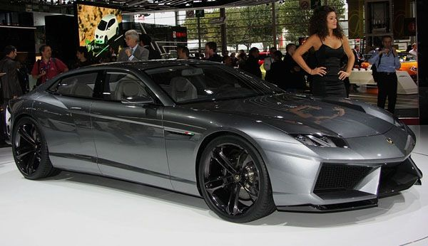 The Worldu0027s Fastest Saloon Cars. 4 Door Lamborghini Estoque......So Vicious!