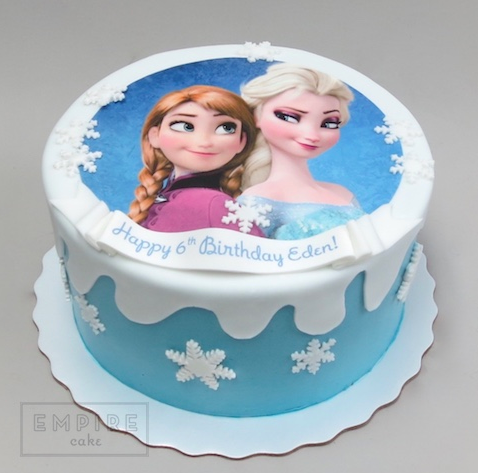 Frozen Cake from Empire Cake