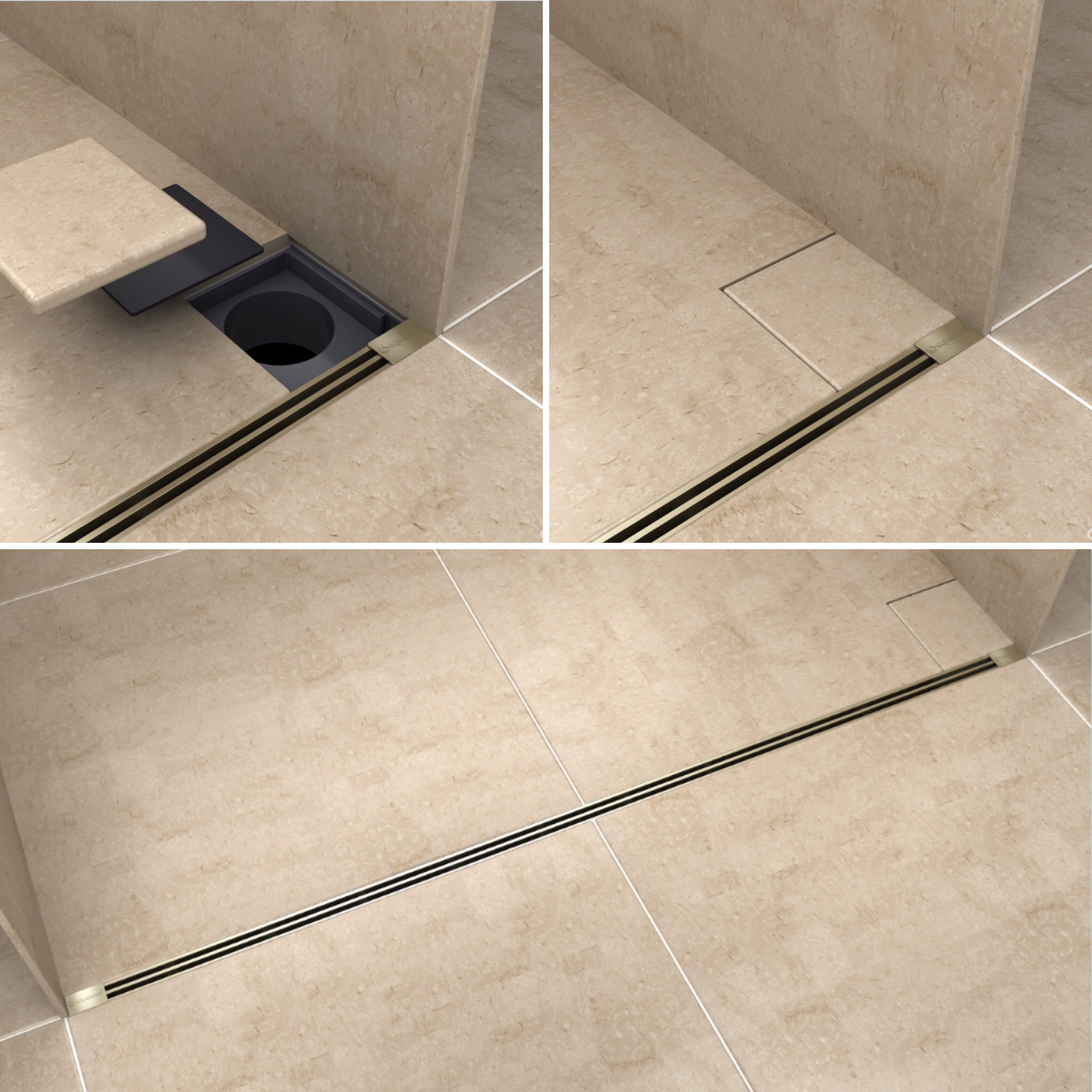 aquabocci blade a shower system a simple yet effective