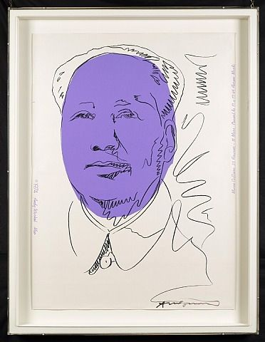 Andy Warhol: Mao