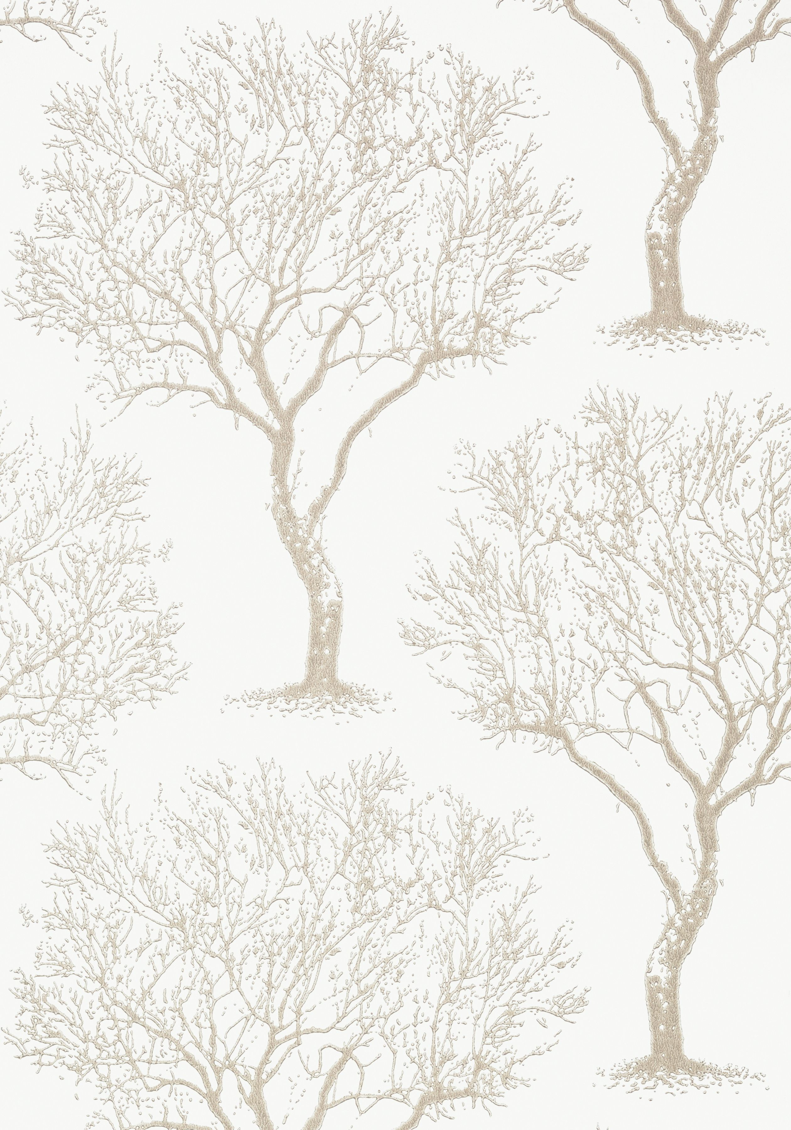 Thibaut - Anna French - AT6005   Pattern WINFELL FOREST   Wallpaper  Collection Seraphina  Colorway Pearl
