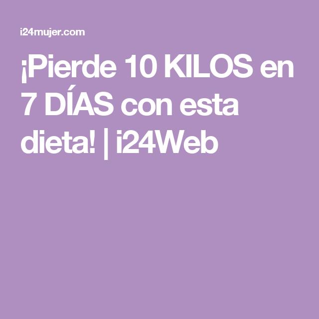 Tips De Belleza Relaciones Y Maternidad América Digital Perder 10 Kilos Dieta Licuados Para Bajar De Peso