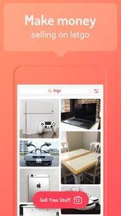 letgo Buy & Sell Used Stuff screenshot thumbnail (With
