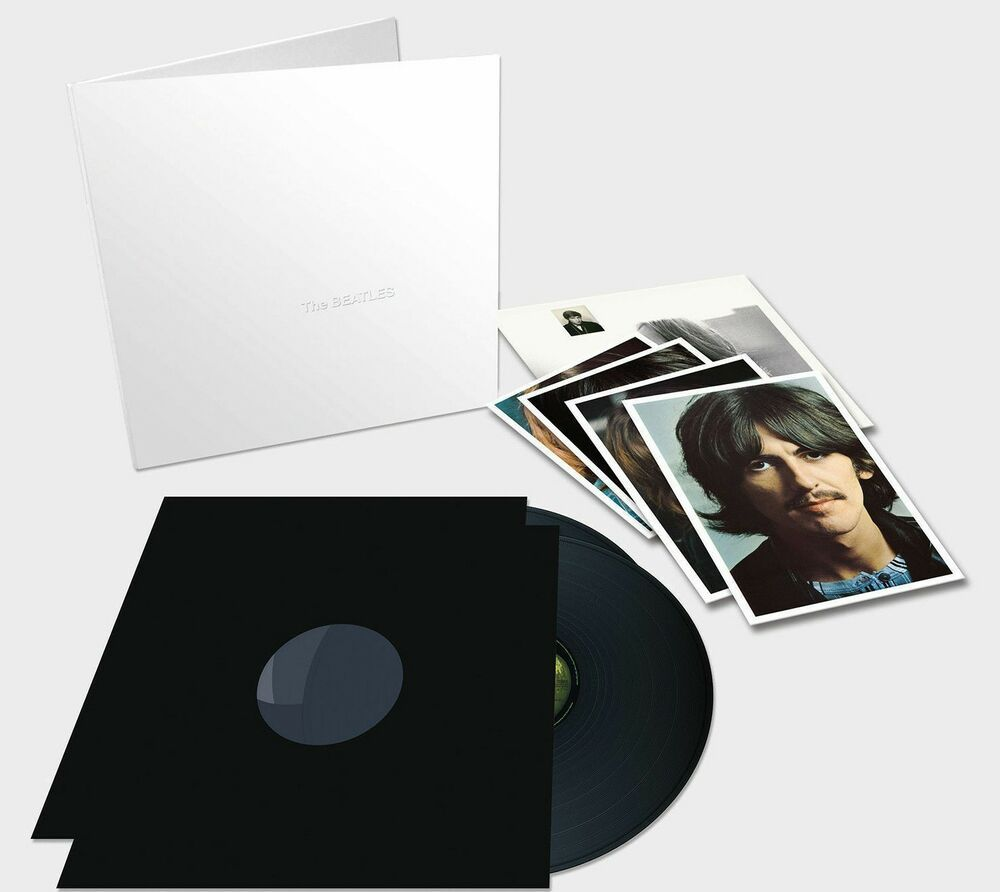 The Beatles The White Album In Shrink 180 Gram Lp Vinyl Record Album 180g Vinyl Records Lps Vinylrecor Vinyl Record Album Vinyl Records The White Album