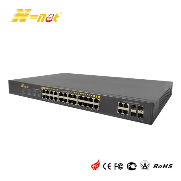 Nt 29m24t4gc Series Poe Switch Is Dedicated To The Application Of Video Monitoring System And Network Engineering And De Network Engineer Switch Manufacturing