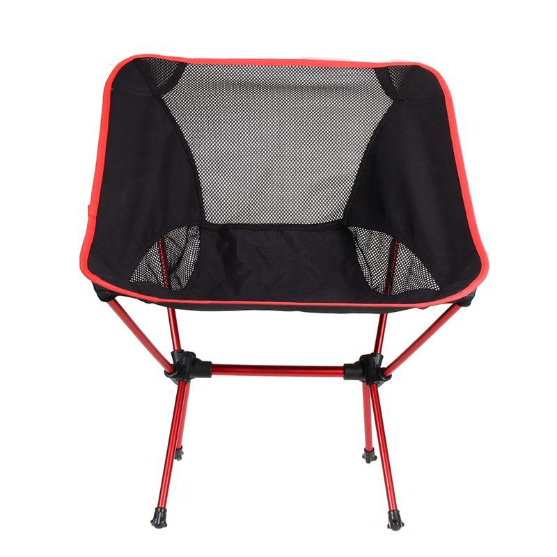 UK Lightweight Folding Chair Portable Seat Stool Fishing Camping Gardening Beach