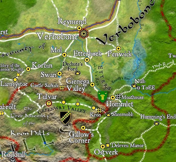 Hommlet detailed large area map pittsburgh greyhawk wars epic hommlet detailed large area map pittsburgh greyhawk wars epic words gumiabroncs Images