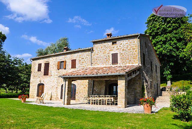 Casa Castagna - Umbria - Italy - Family Friendly Holidays