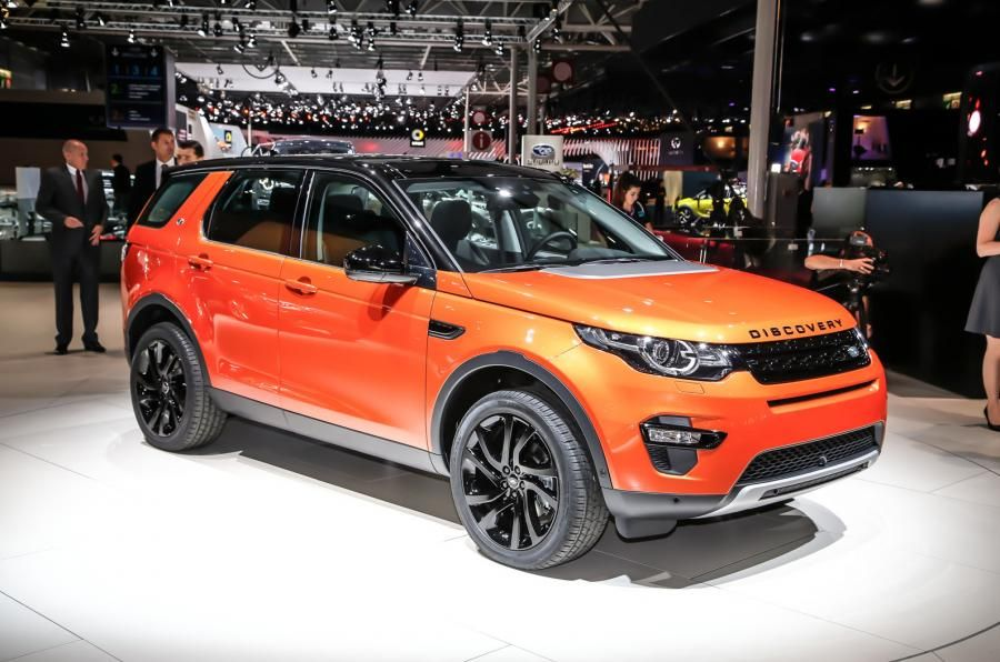 Land Rover Discovery Sport 2015 Price Land rover