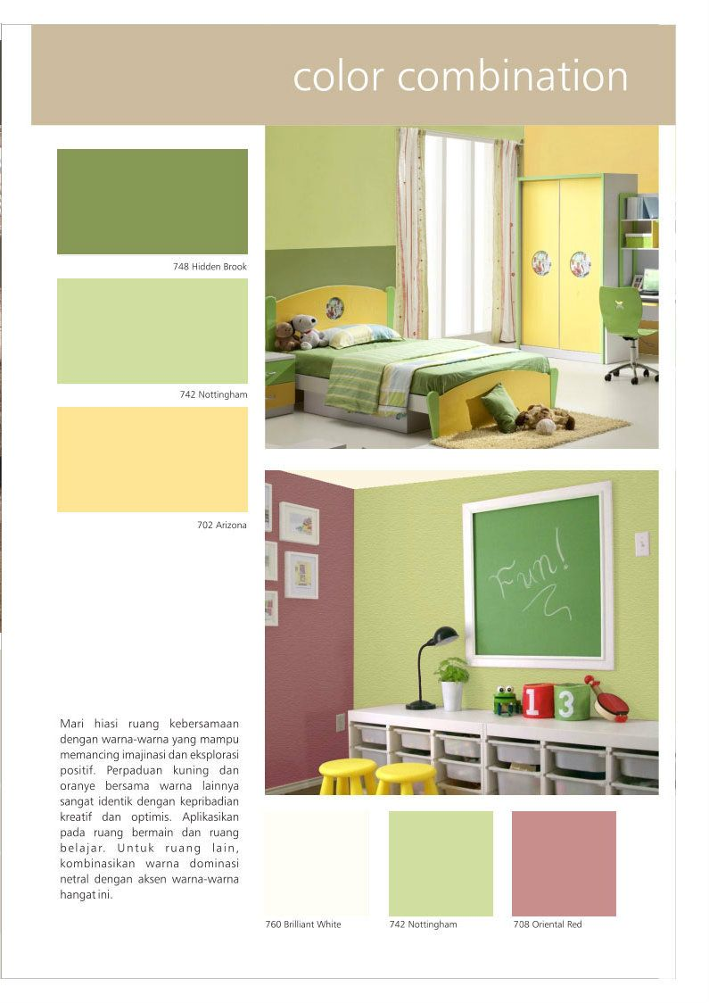 Interior design ideas for kids bedroom? Choose bright and cheerful ...