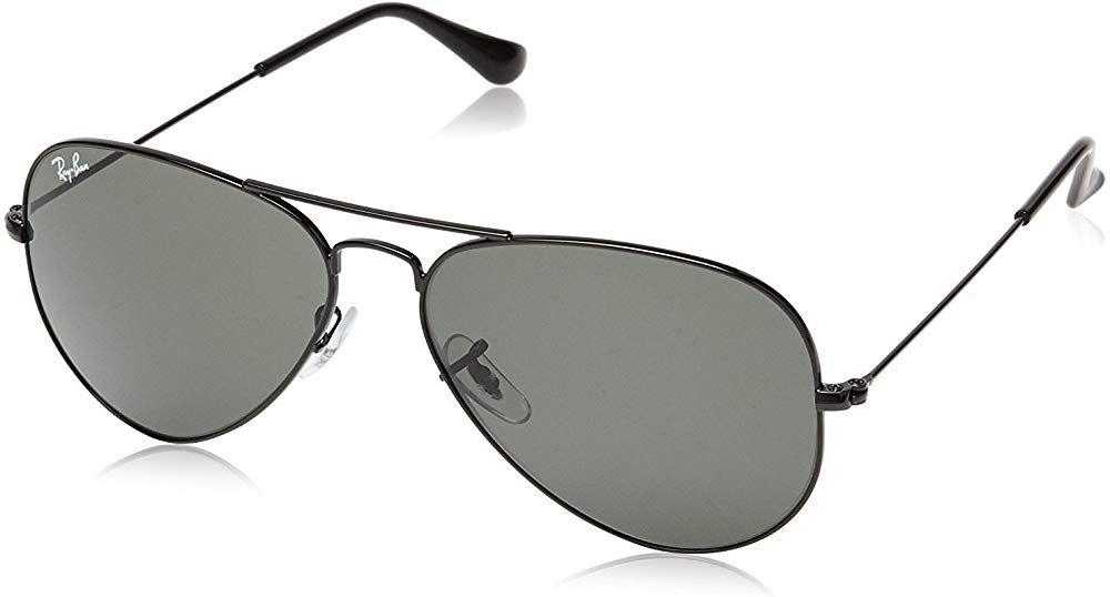 Ray Ban Sonnenbrille Aviator 58 Mm Gestell Schwarz Glaser Grun G15 Damen Fashions Trends G Ray Ban Sonnenbrille Aviator Sonnenbrille Ray Ban Brille Damen