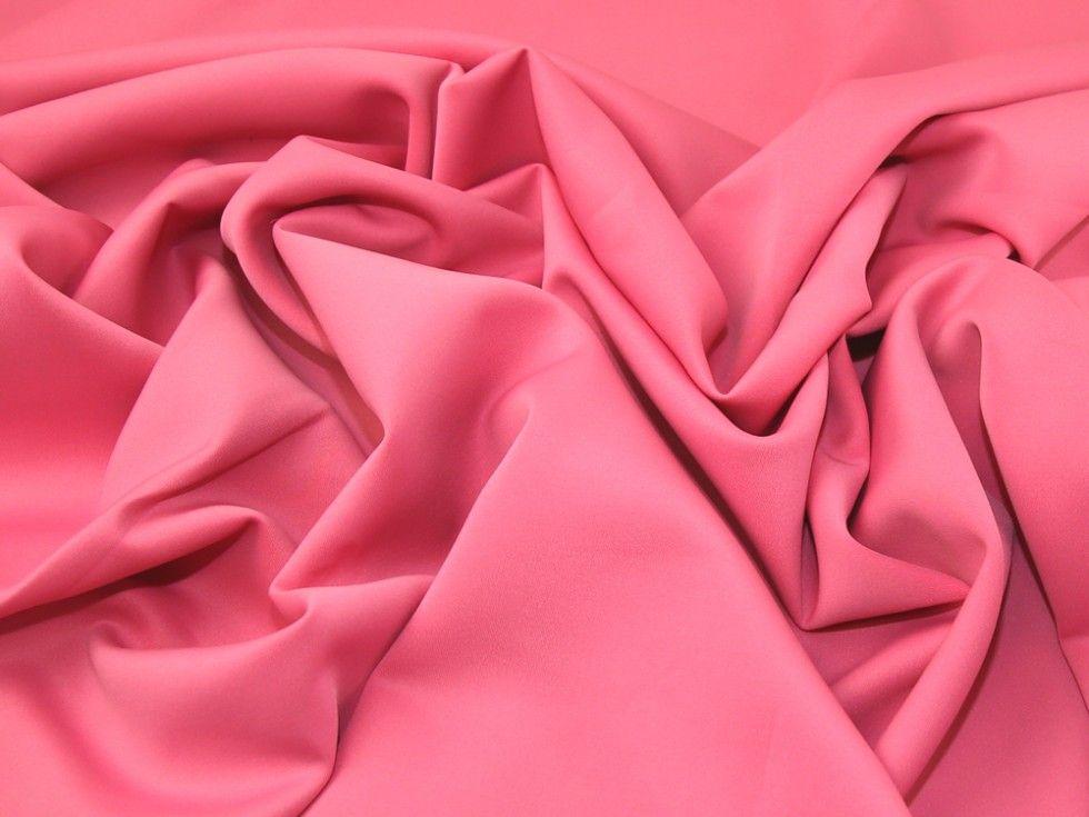 Plain Scuba Crepe Stretch Jersey Knit Dress Fabric