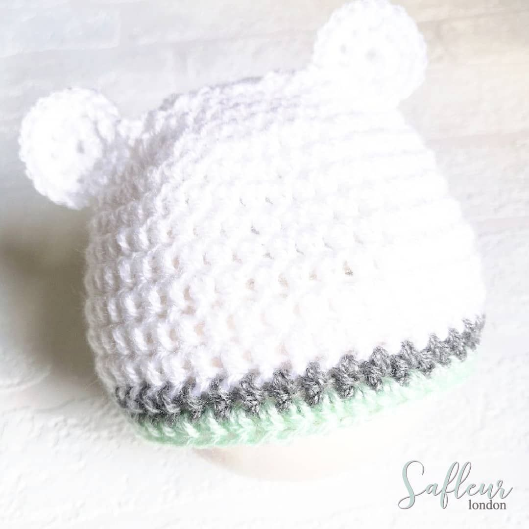 Beanie Hats for Cute Babies FREE Crochet Pattern Image and Ideas ...