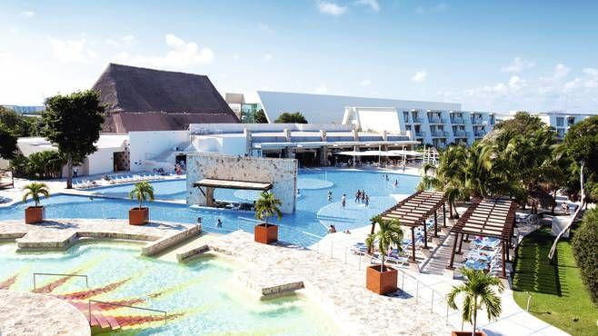 Grand Sirenis Mayan Beach Hotel Spa Mexico