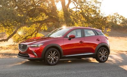 Mazda CX-3  Chic et performant